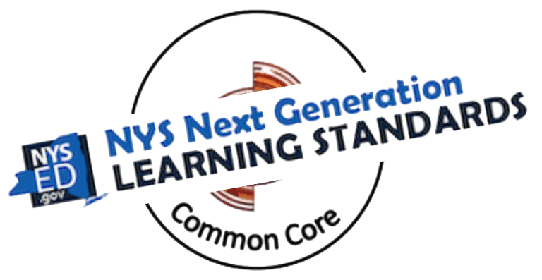 logos of next generation learning standards and common core